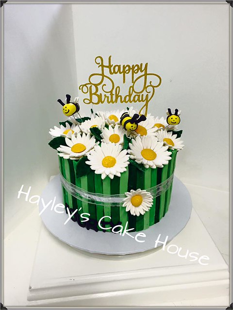Stunning Cake by Hayley Bottrell of Hayley's Cake House