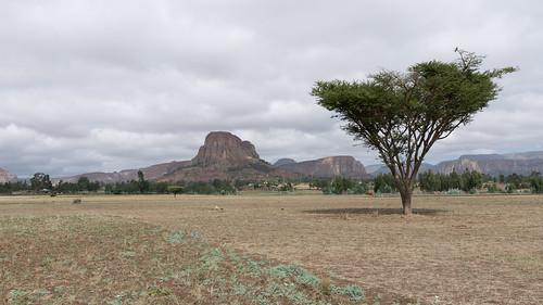 ethiopia tigray trekking hiking landscape