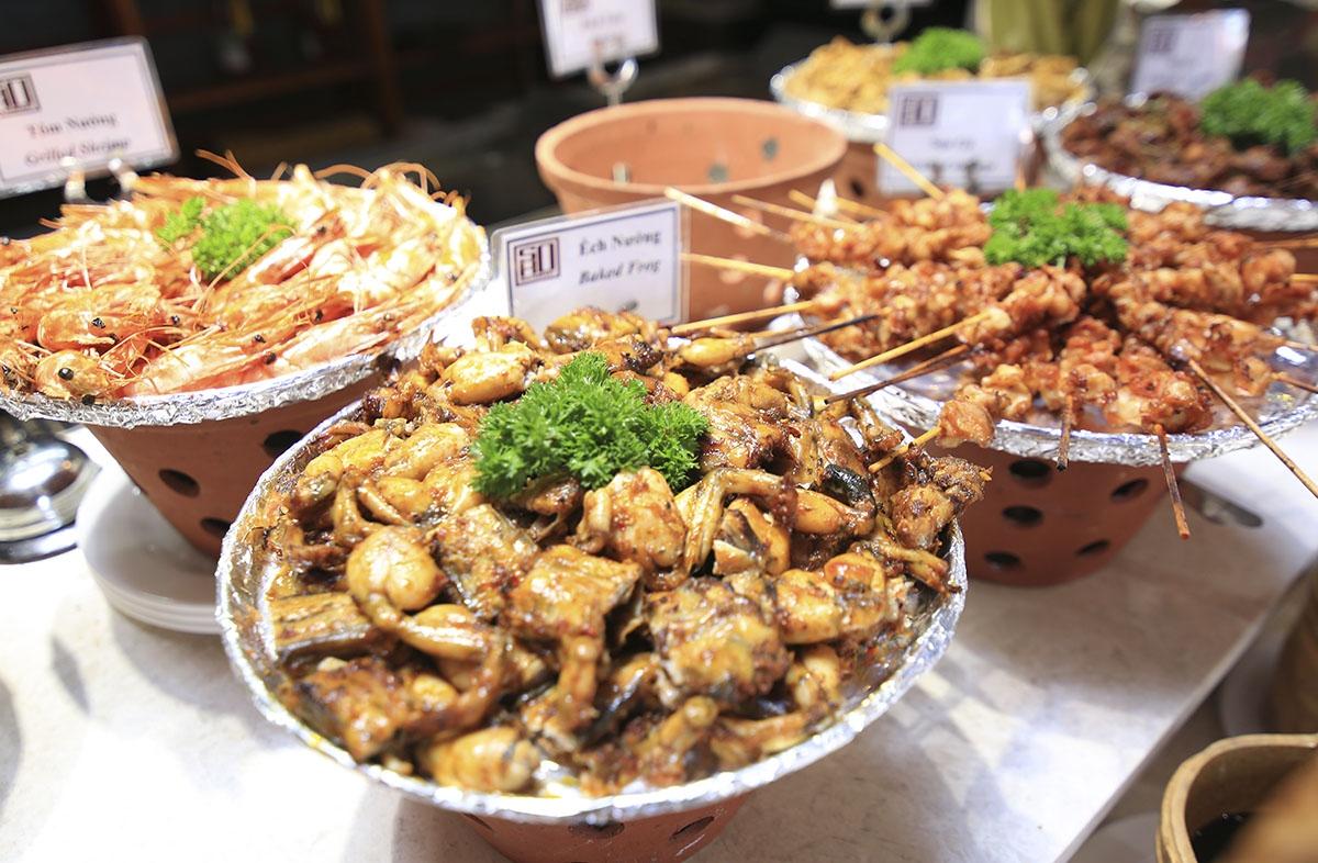 Nhà hàng SOHO Buffet & Alacarte - Khám phá thiên đường ẩm thực thế giới ngay giữa thành phố Đà Nẵng 18