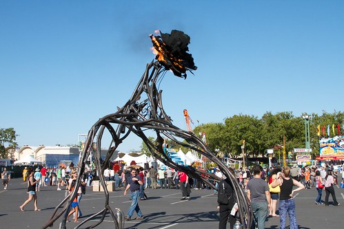 The 2013 Bay Area Maker Faire In Pictures Evil Mad Scientist Laboratories