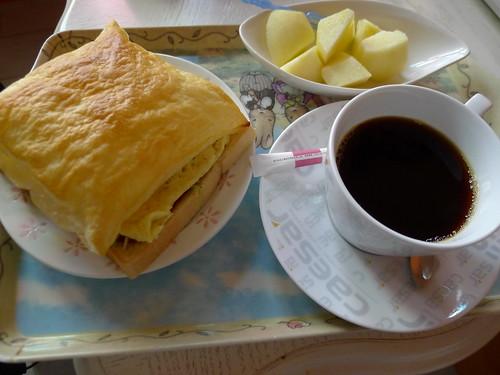 沙點民宿早餐@鵝鑾鼻