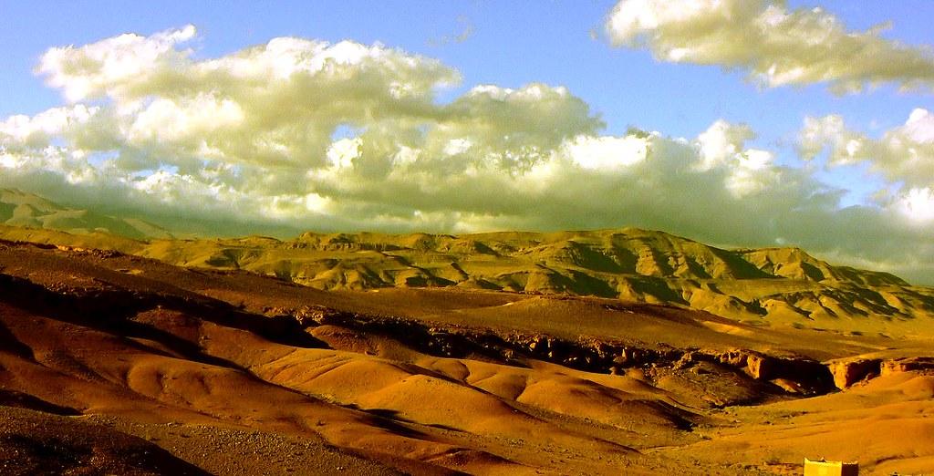 Marokko, Atlas -Gebirge , 8-91/2174