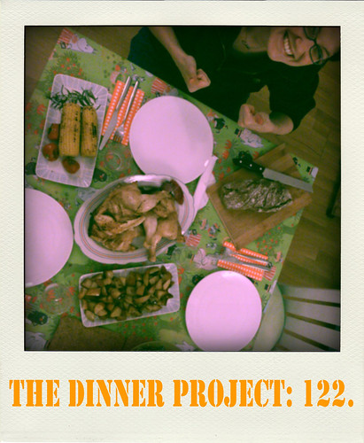 the dinner project: kw 22.