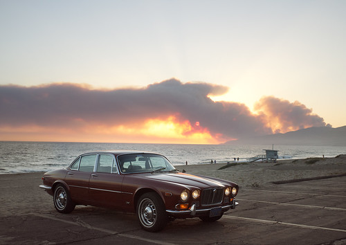 1972 Jaguar XJ6 by ryan schude