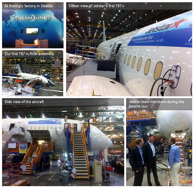 Everett Boeing Tour  Essay