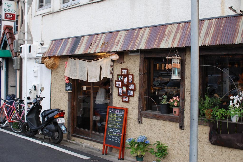 川端御池 仁王門通角の韓国料理店「ピニョ食堂」
