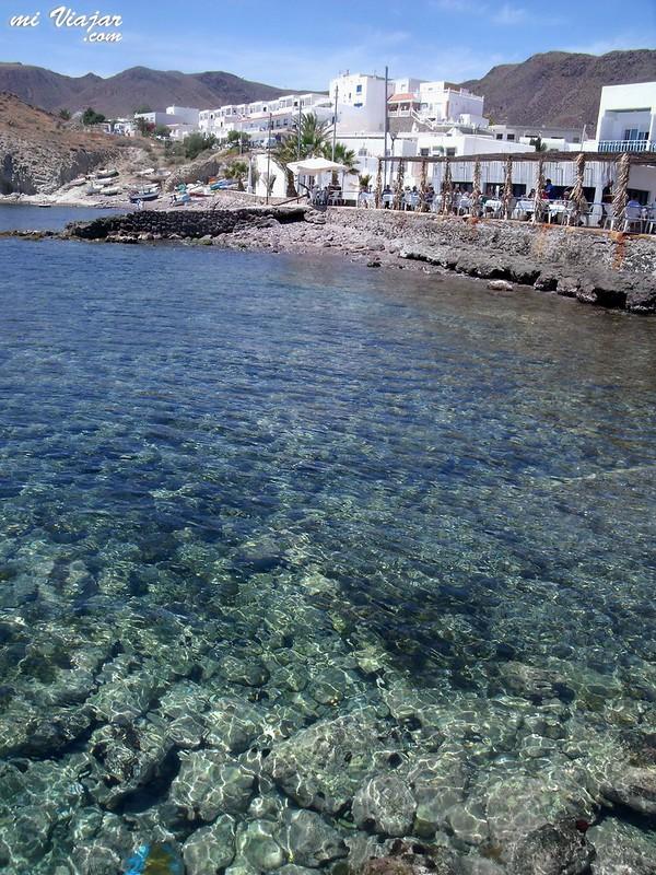 Almería, Isleta del Moro
