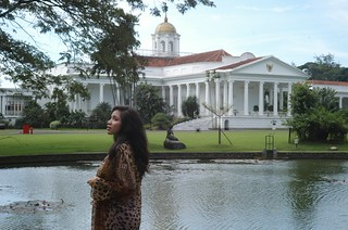 Obraz Istana Bogor. istanabogor