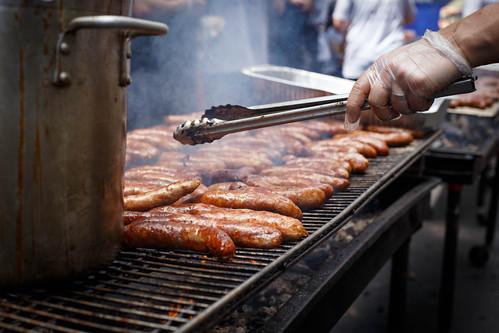 sausage at BABBQBP