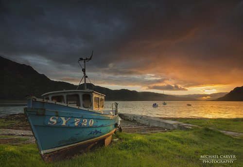 Loch Duich - Kyle of Lochalsh by Michael~Ashley