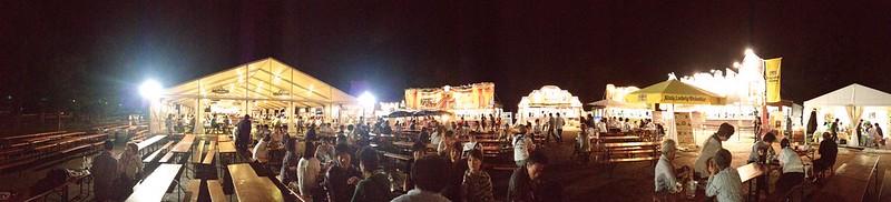 OKTOBERFEST in Nara Park.2013-06-23 20-55-10