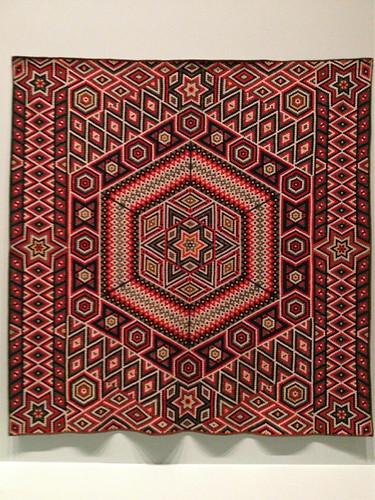 Military quilt c1870