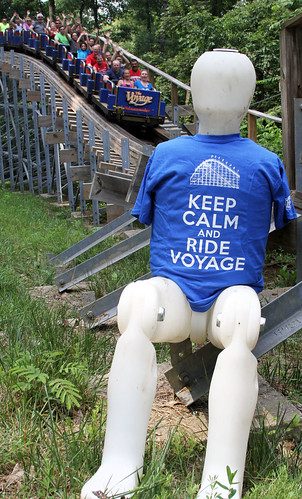 Keep Calm and Ride Voyage