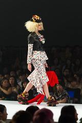 LEUNG Shuk Han, Stella: Kyotokyo: Look 2 / PolyU Fashion Show 2013 / SML.20130626.6D.16780