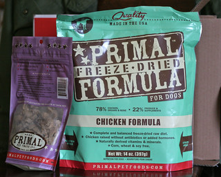Primal freeze-dried formula