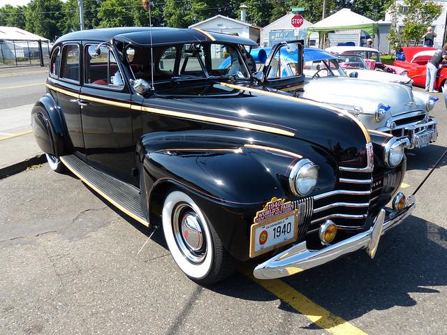 1940 oldsmobile sedan flickr photo sharing for 1940 oldsmobile 4 door sedan