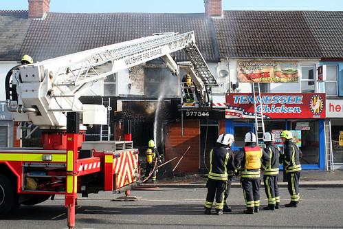 Arson Attack, Dream Lounge Swindon, 13th July 2013 (2)