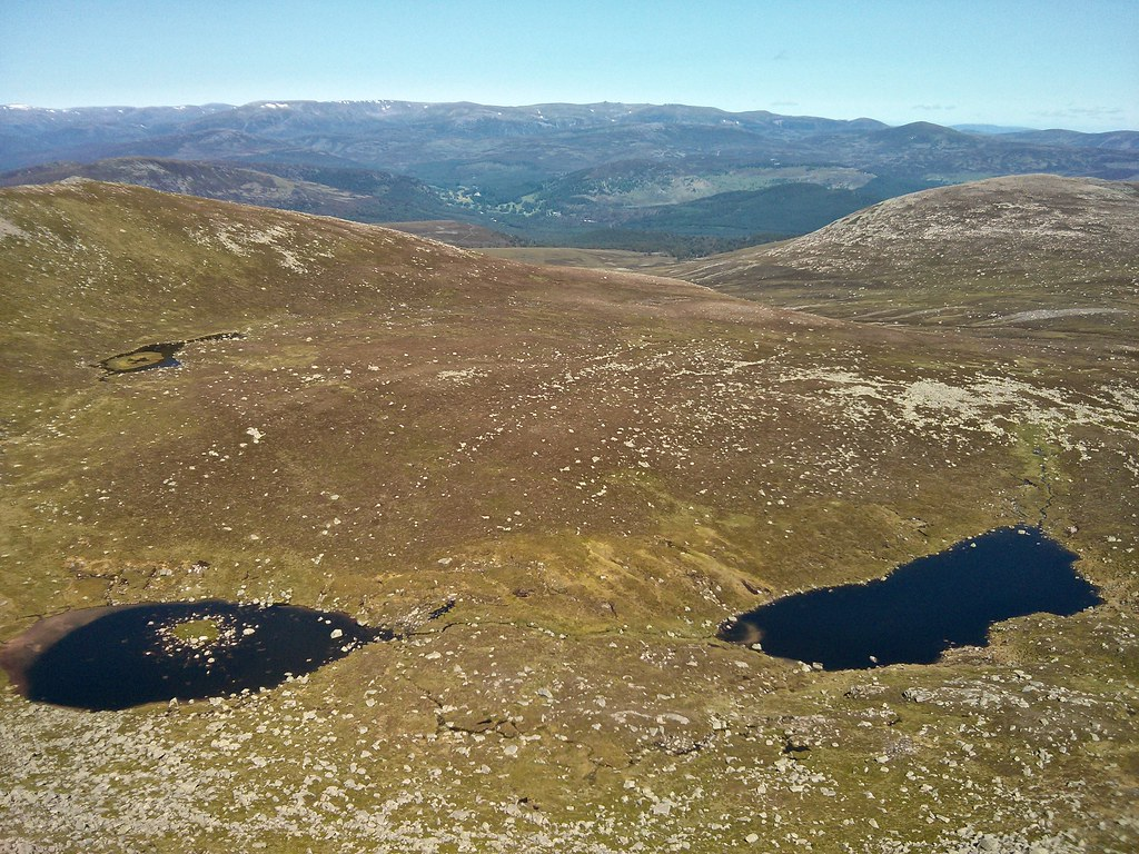 Cairngorms, Deeside and Lochans