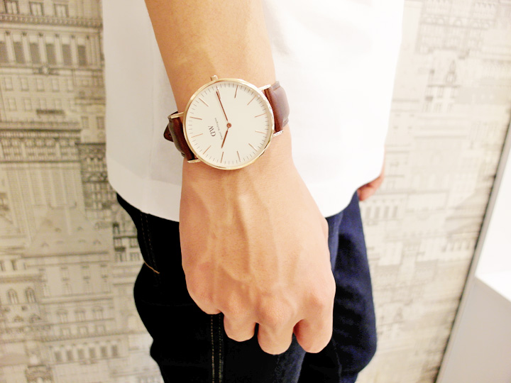 DANIEL WELLINGTON WATCH 5