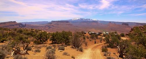 Panorama on Dome Plateau