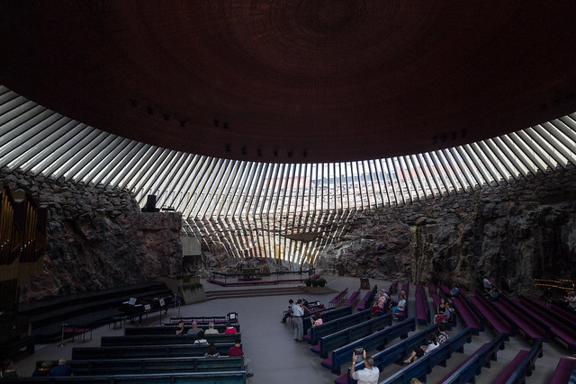 church in rock