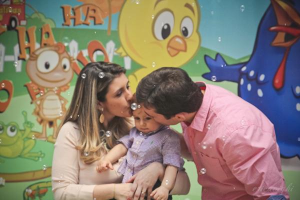 Aniversário João Ricardo