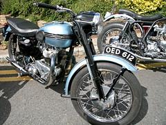Triumph 650 Tiger 110