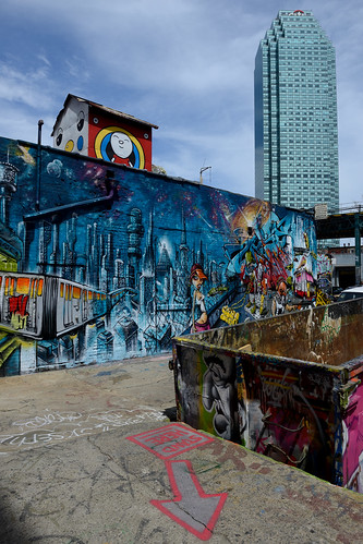 5 Pointz and Citicorp