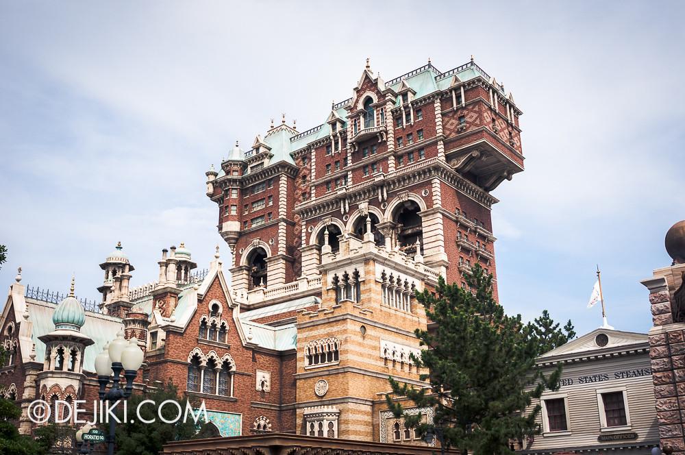 Tokyo DisneySea - Tower of Terror / Hotel Hightower