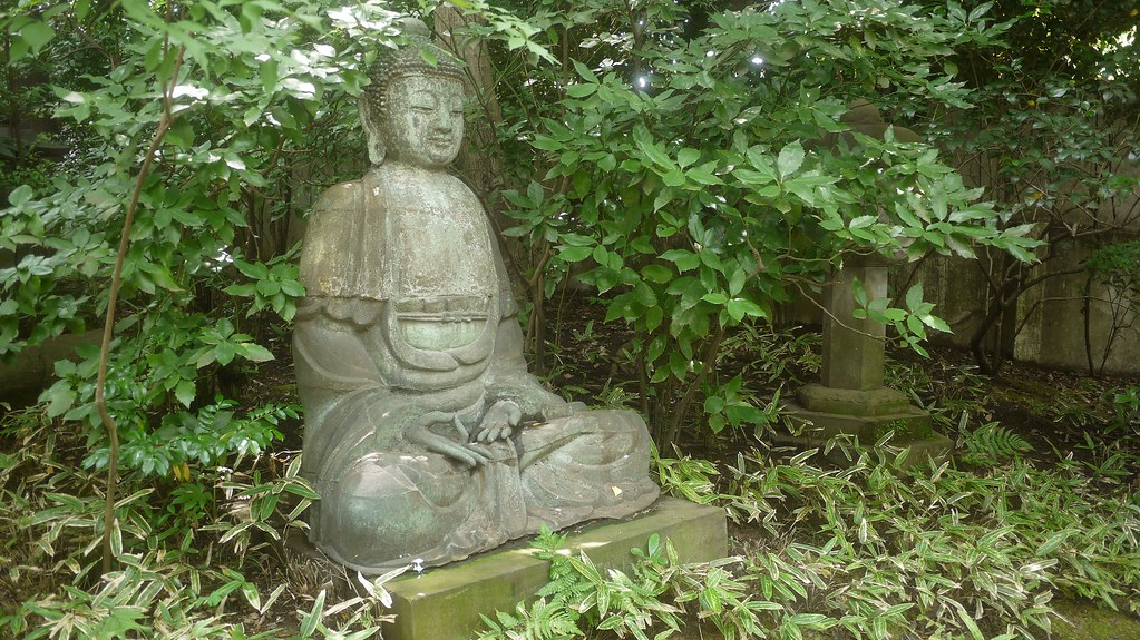 Basking Buddha