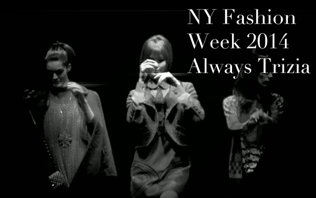 NY Fashion Week 2014 Always Trizia008