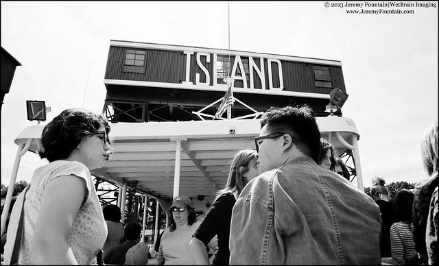 Island Arrival
