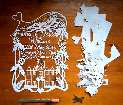 paper-cutting-weddng-anniversary