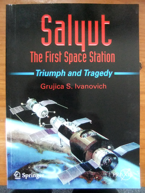 salyut 1 space station illustration - photo #7