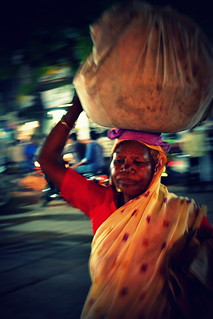 woman in Wardha