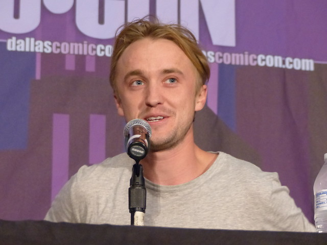The Pottermore Sorting Hat broke Tom Felton's Slytherin heart