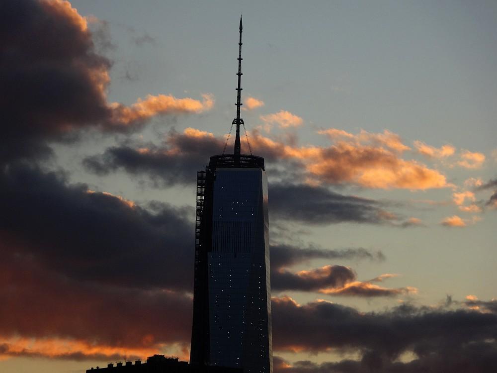 WTC1 Sunset