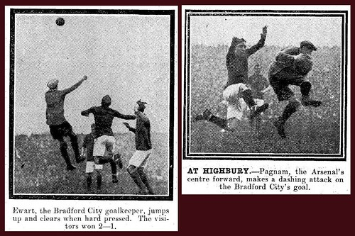 25th October 1919 - Arsenal (1) v Bradford City (2) | by Bradford Timeline