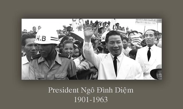 President Ngo Dinh Diem (1901-1963)