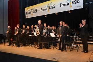 Lilla Brassbandfestivalen 2013 - SYBB - Swedish Youth Brass Band