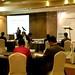 Opening of the seminar in Seoul, Korea
