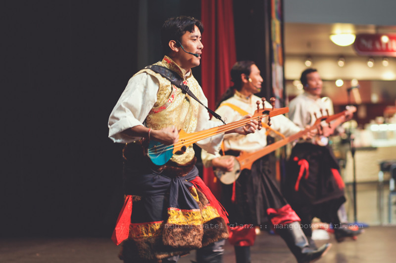 Tibetan Singing and Dancing