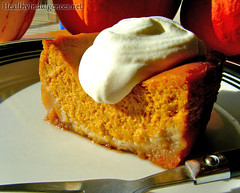 A Sugar-Free, Gluten-Free Version of Paula Deen's Pumpkin Gooey Butter Cake