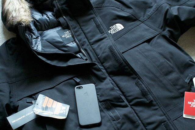 The North Face McMurdo Parka ND91310-14