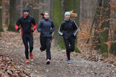 Na podzim a v zimě nepřepalte tempo tréninků