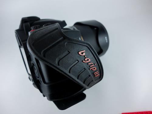b-gripバリューセット(EVO カメラベルトホルダー + b-gripハンドストラップ)