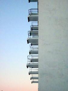 Bauhausbalkone