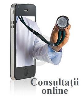 Consultatii medicale online cu plata online