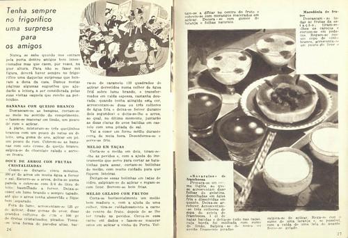 Crónica Feminina Culinária, Nº 23, 1963 - 14