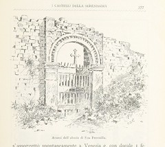 Image taken from page 383 of 'Alpi Giulie. Seguito ai libri Marine istriane, Lagune di Grado, etc. [With plates.]'